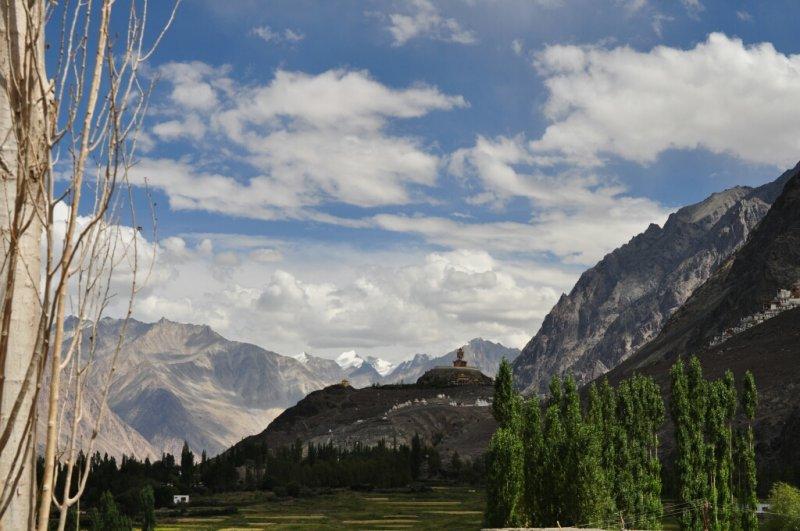 Diskit/Nubratal/Ladakh