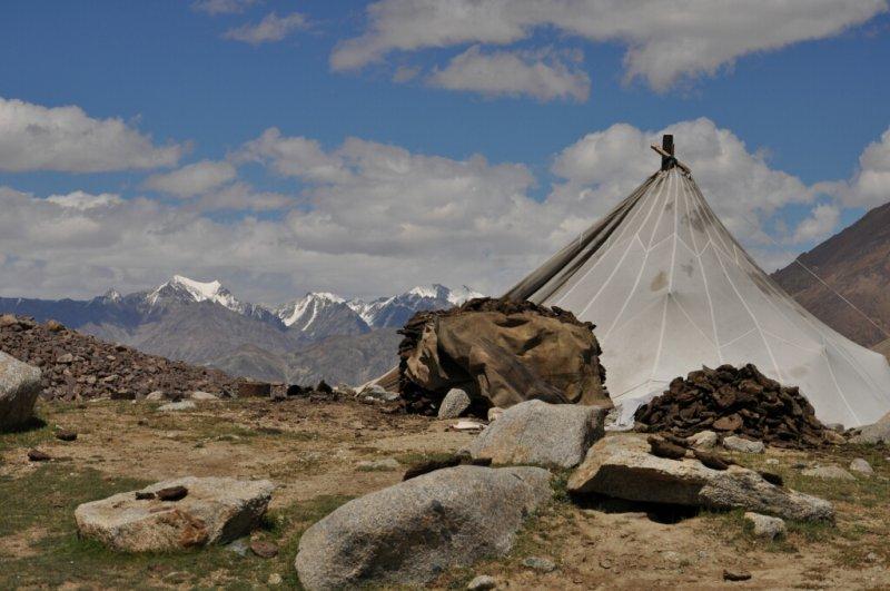 Nomadenzelt/Ladakh